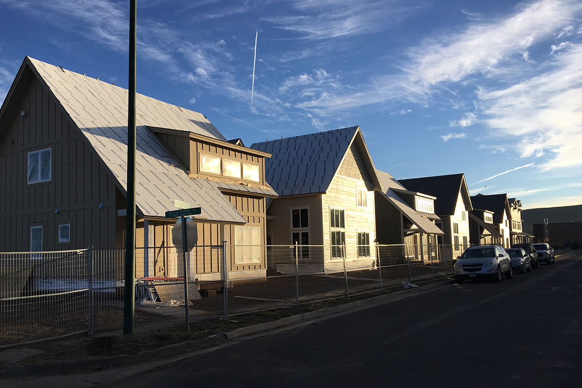 GUNNISON AFFORDABLE HOUSING
